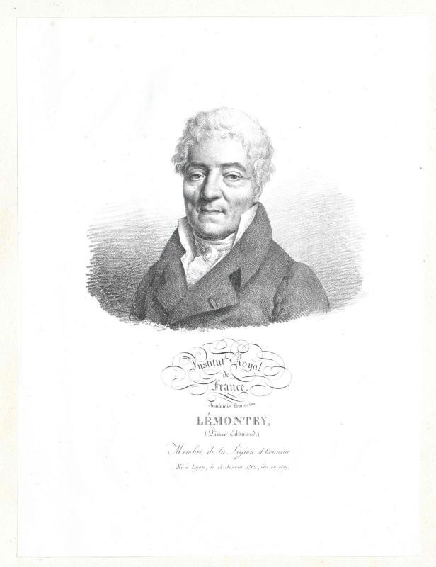 Lémontey, Pierre-Édouard
