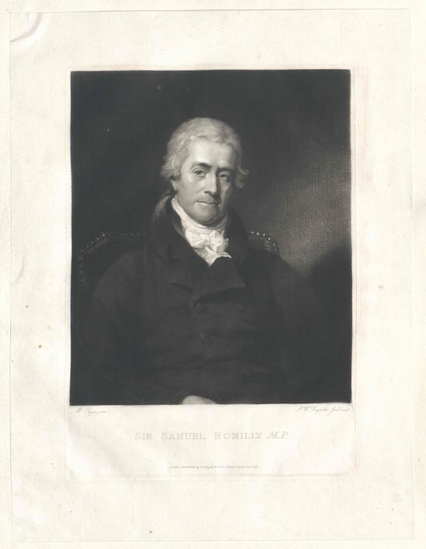 Romilly, Sir Samuel