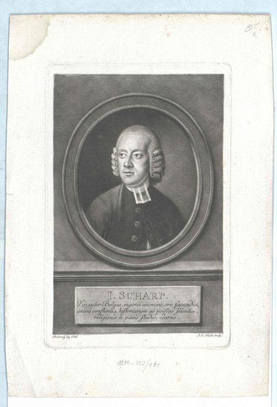 Scharp, Jan
