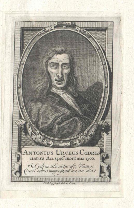 Urceo, Antonio Codro