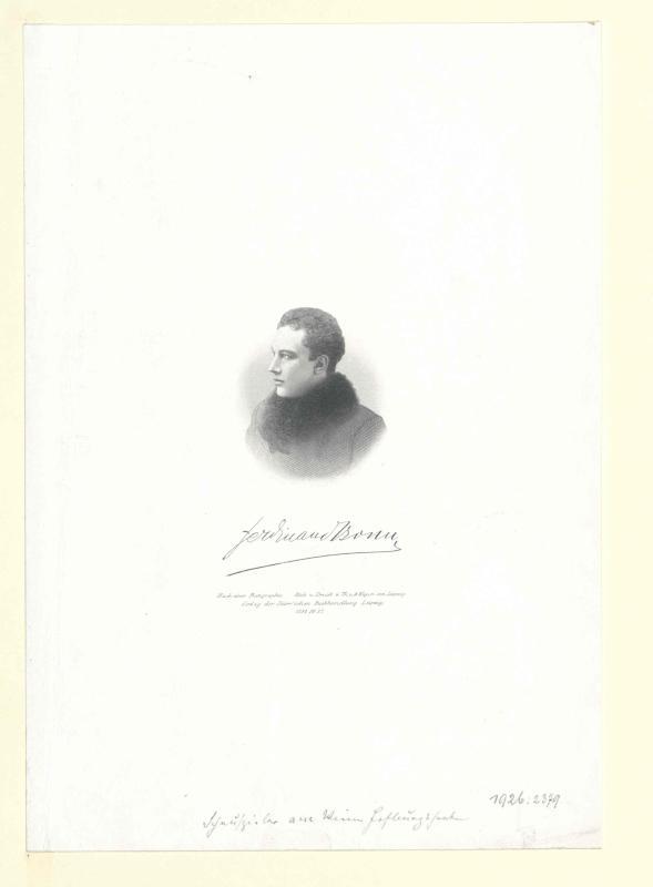 Bonn, Ferdinand