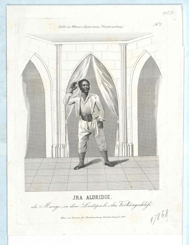 Aldridge, Ira Frederick
