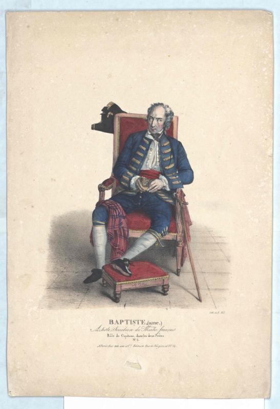 Baptiste, Nicolas Anselme
