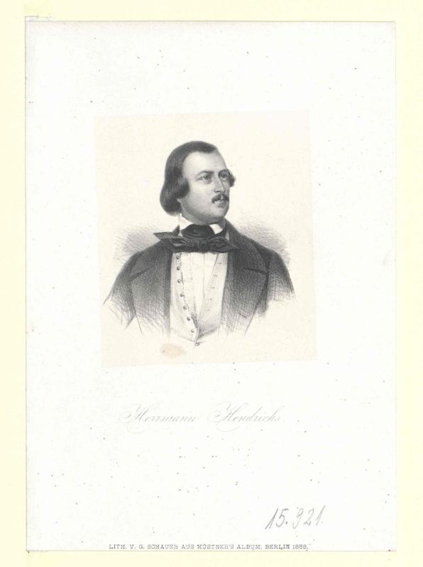 Hendrichs, Hermann