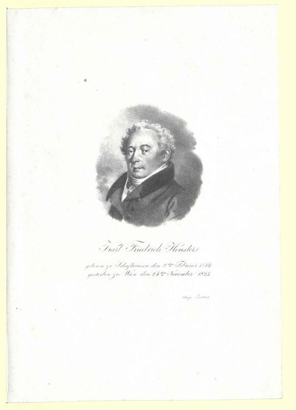 Hensler, Karl Friedrich