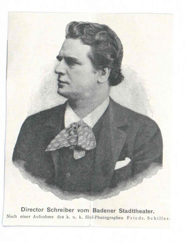Schreiber, Alfred