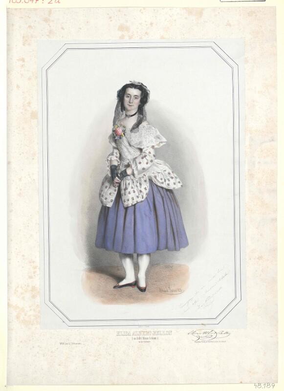 Albert-Bellon, Elise