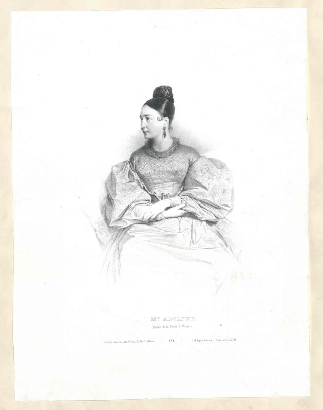 Adolphe, Madame