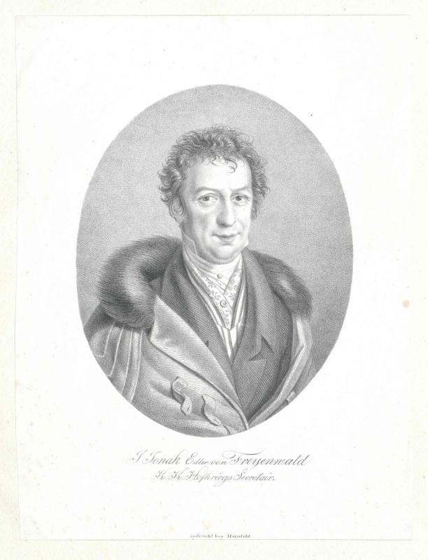 Jonak, Edler von Freyenwald, Josef