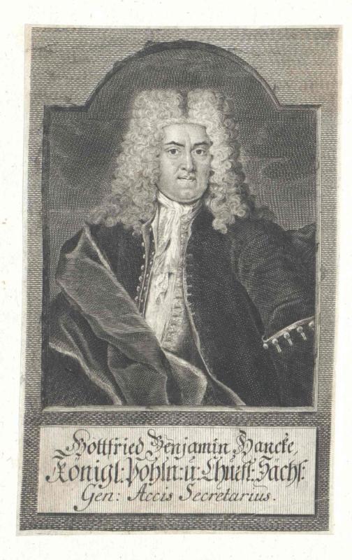 Hancke, Gottfried Benjamin