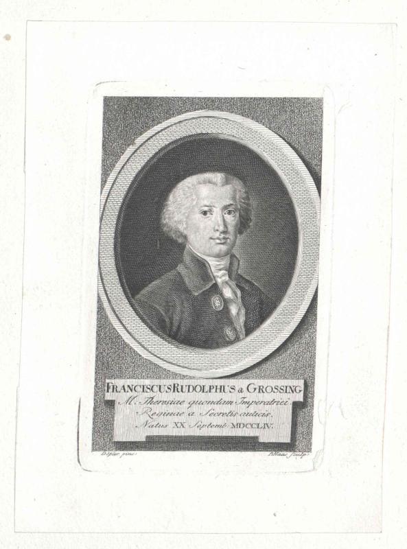 Grossing, Franz Rudolph von