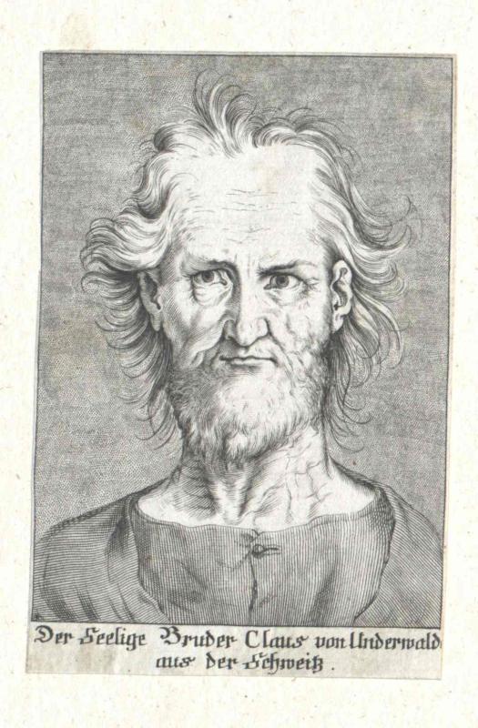 Nikolaus von der Flüe, Heiliger