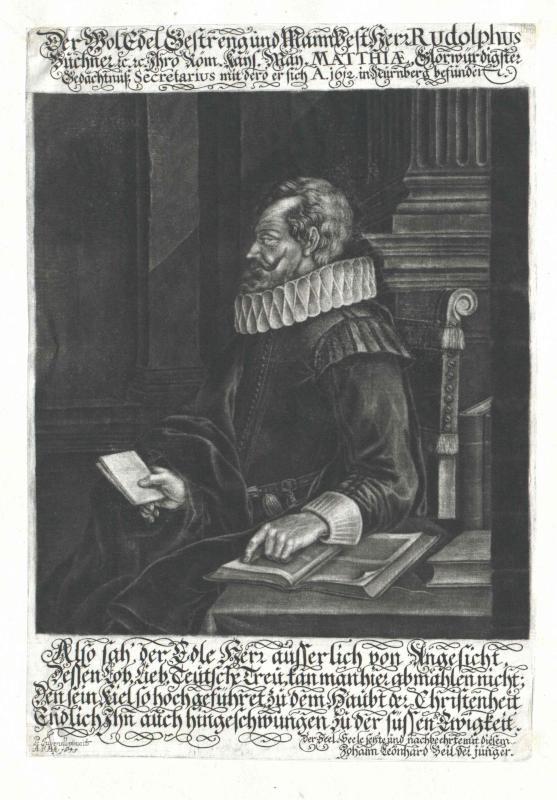 Buchner, Rudolf