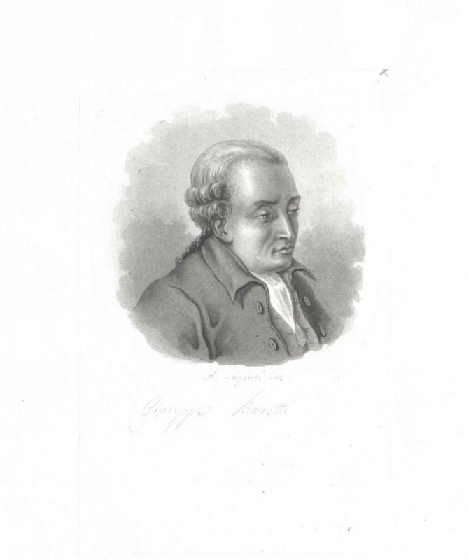 Baretti, Giuseppe