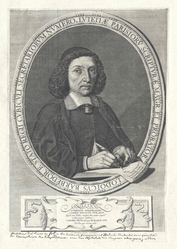 Barbedor, Ludwig