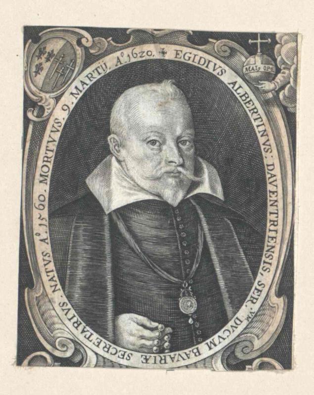 Albertinus, Aegidius