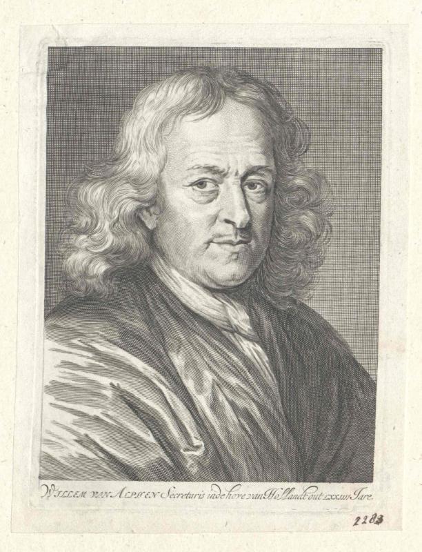 Alphen, Willem van