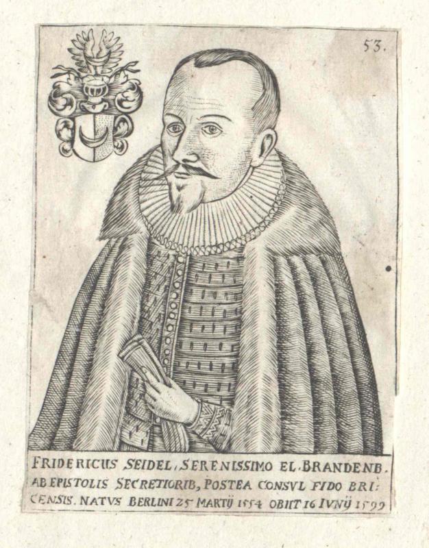 Seidel, Friedrich