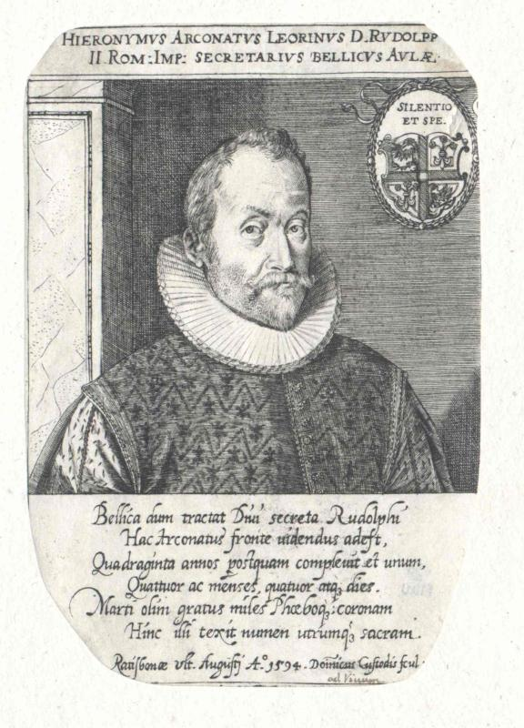 Arconatus, Hieronymus