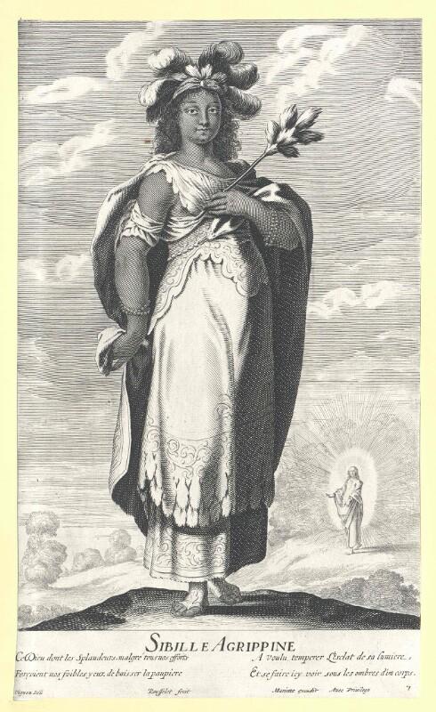 Agrippinische Sibylle