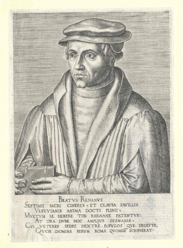 Beatus Rhenanus