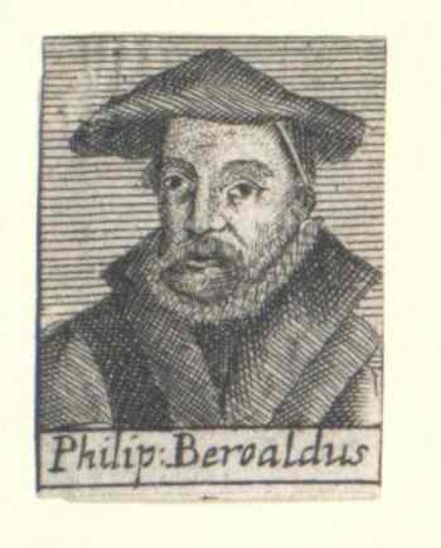 Beroaldo, Filippo