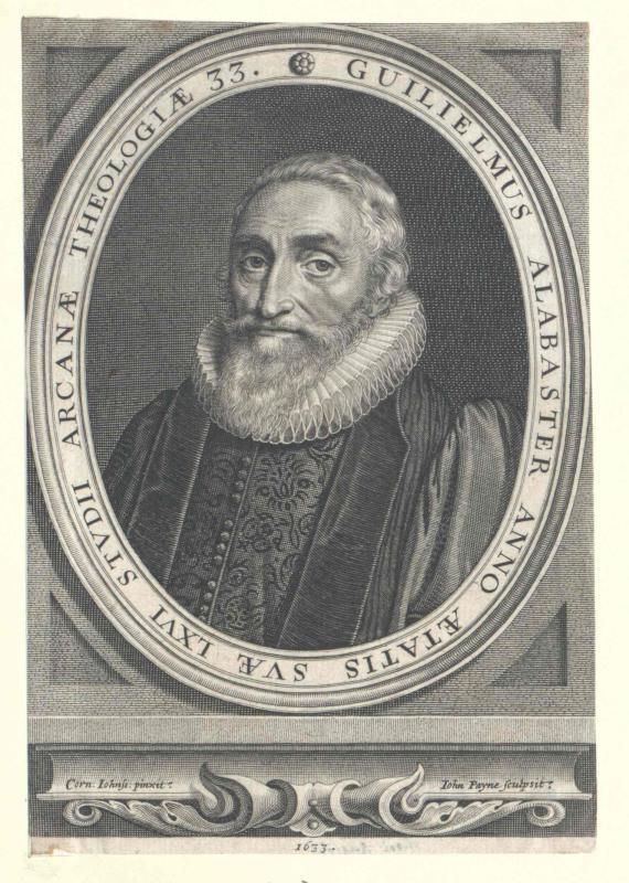 Alabaster, William