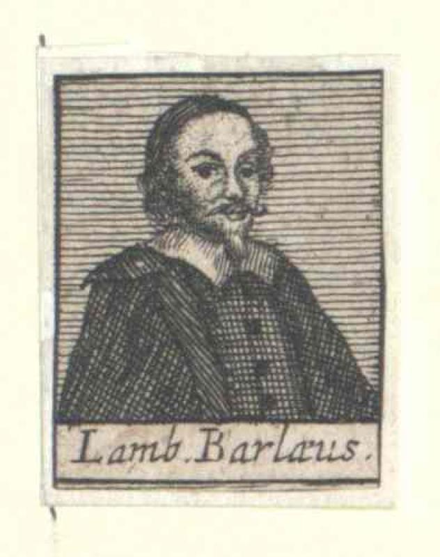 Baerle, Lambert van