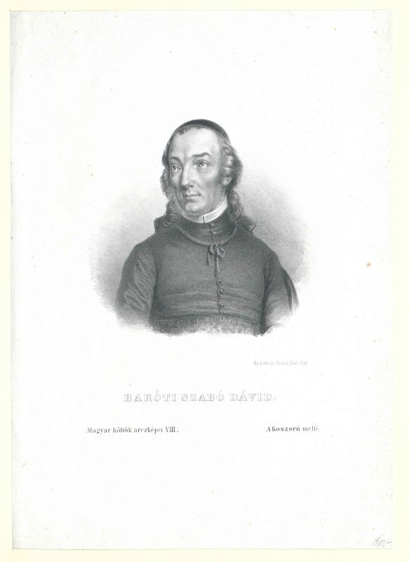 Baróti-Szabó, Dávid