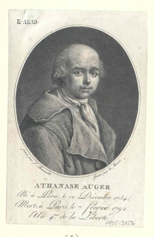 Auger, Athanase