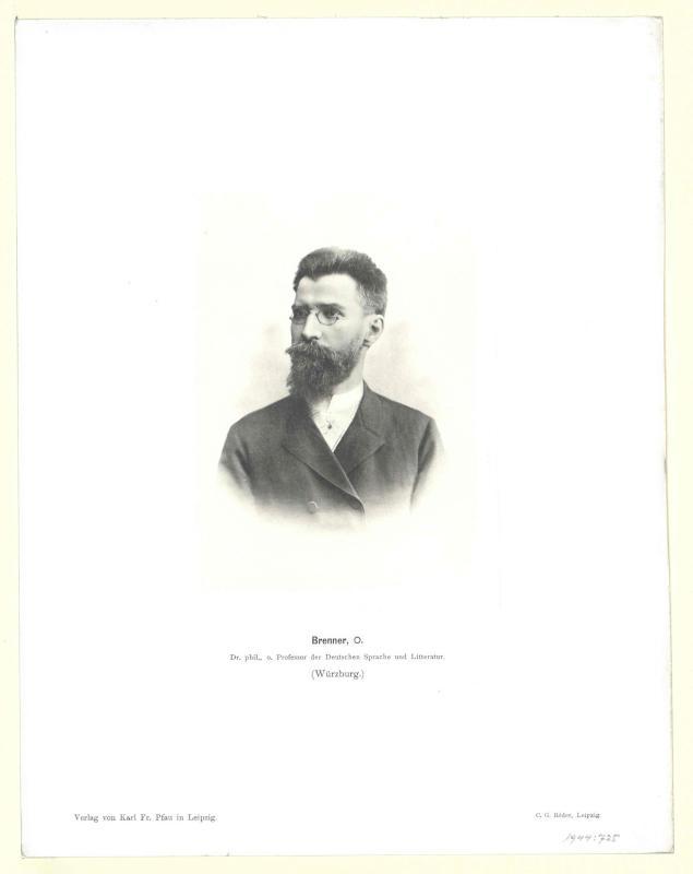 Brenner, Oskar