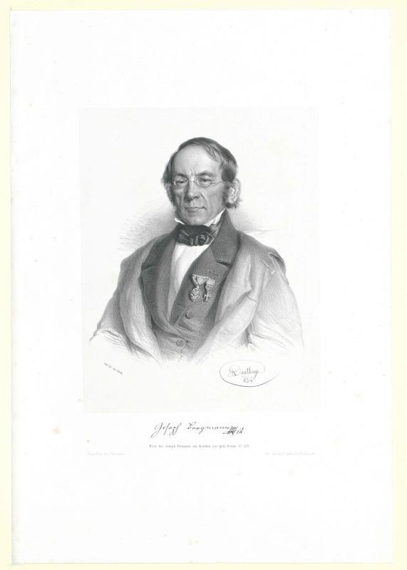 Bergmann, Josef Ritter von