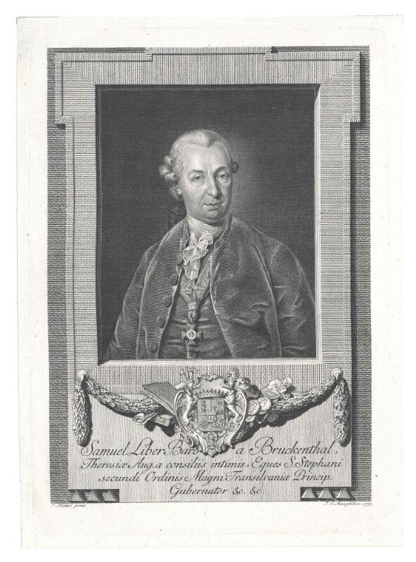 Bruckenthal, Samuel Freiherr von