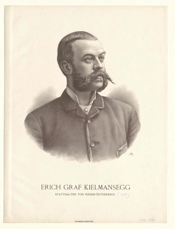 Kielmansegg, Erich Graf