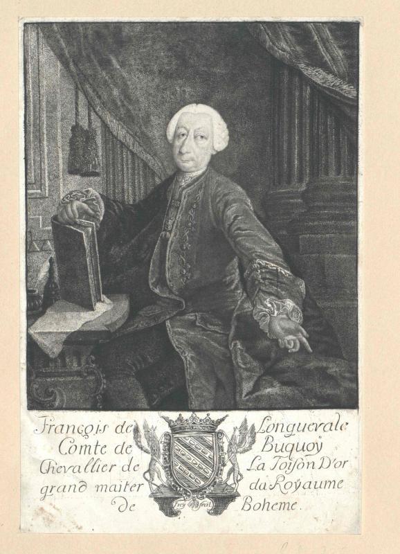 Buquoy, Franz Leopold Graf von
