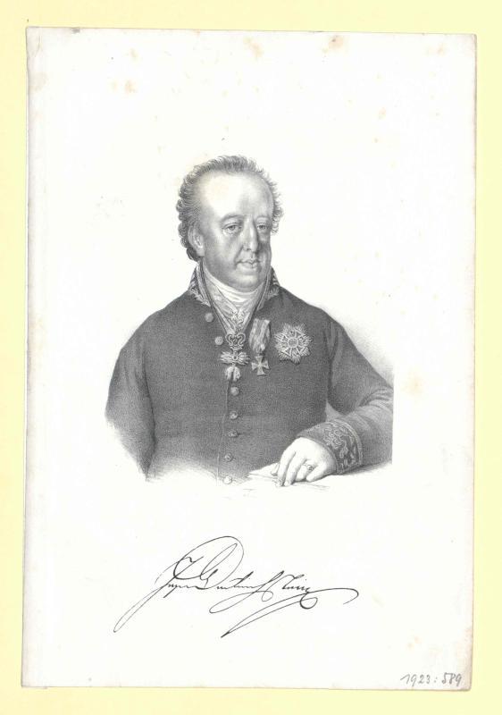 Dietrichstein, Josef Karl Graf von