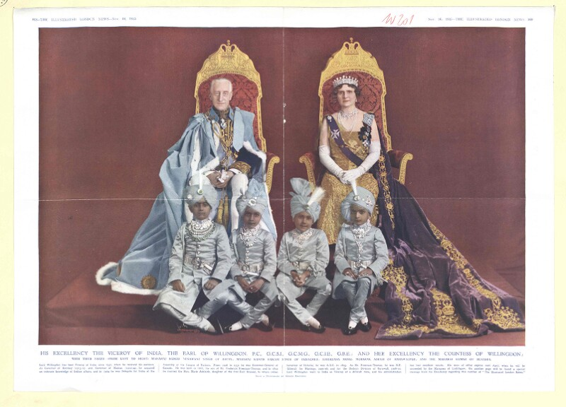 Freeman-Thomas, Freeman Marquess of Willingdon