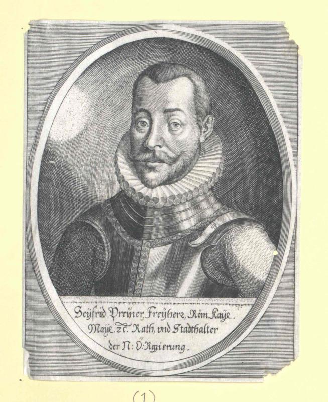 Breunner, Seyfried Freiherr von