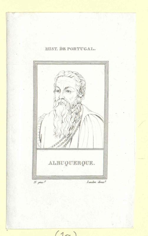 Albuquerque, Afonso de