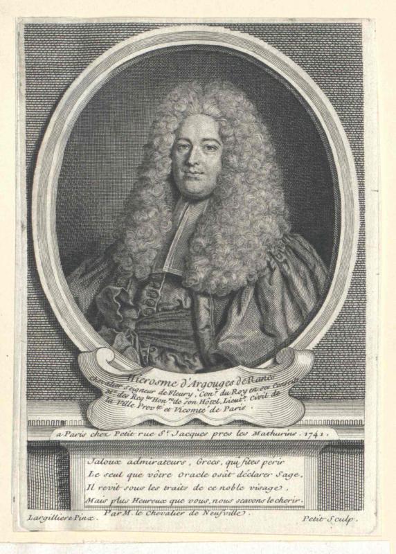 Argouges, Jérôme d'