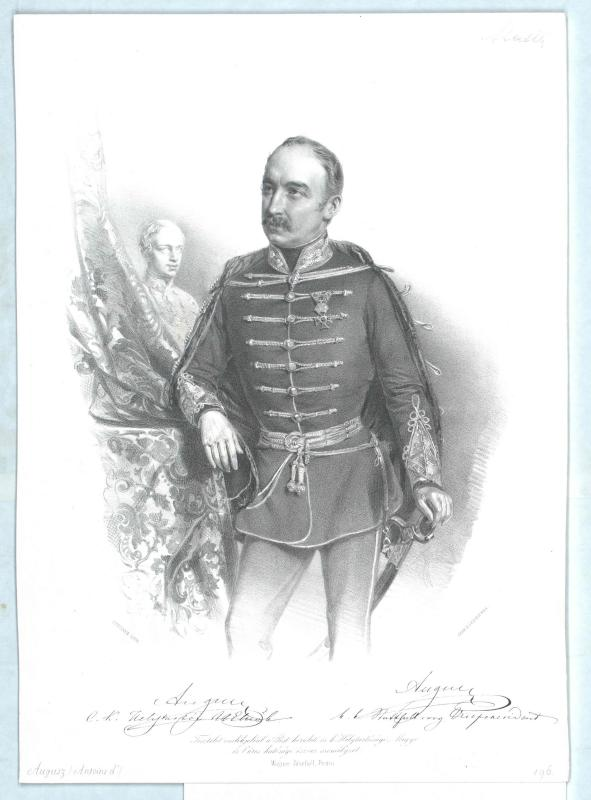 Augusz, Anton Freiherr von