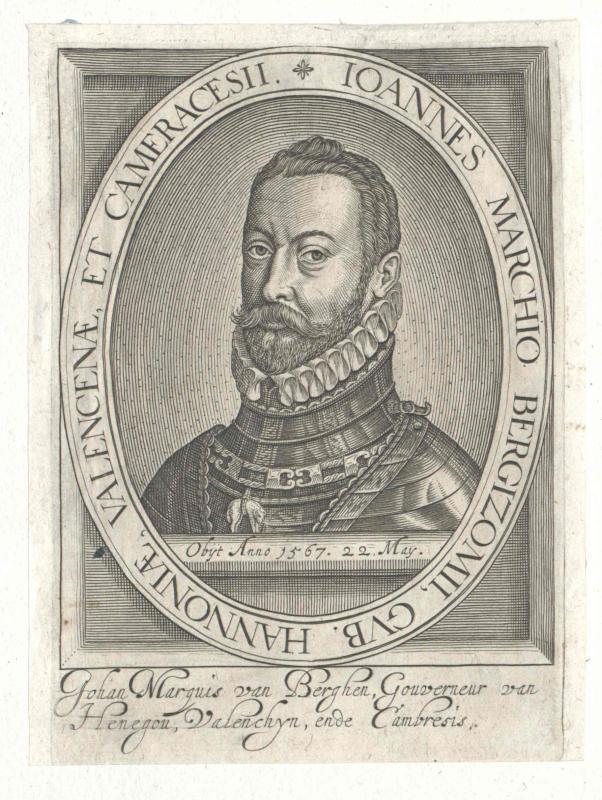 Berghes, Jean Marquis de