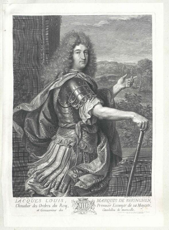 Béringhen, Jacques Louis Marquis de