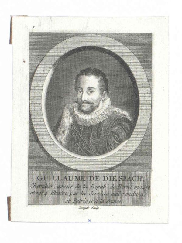 Diesbach, Wilhelm von