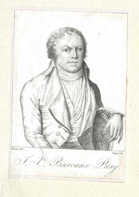 Bureaux de Puzy, Jean Xavier