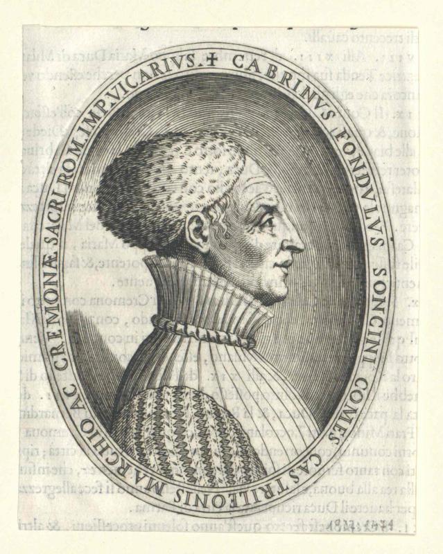 Fondulo, Cabrino