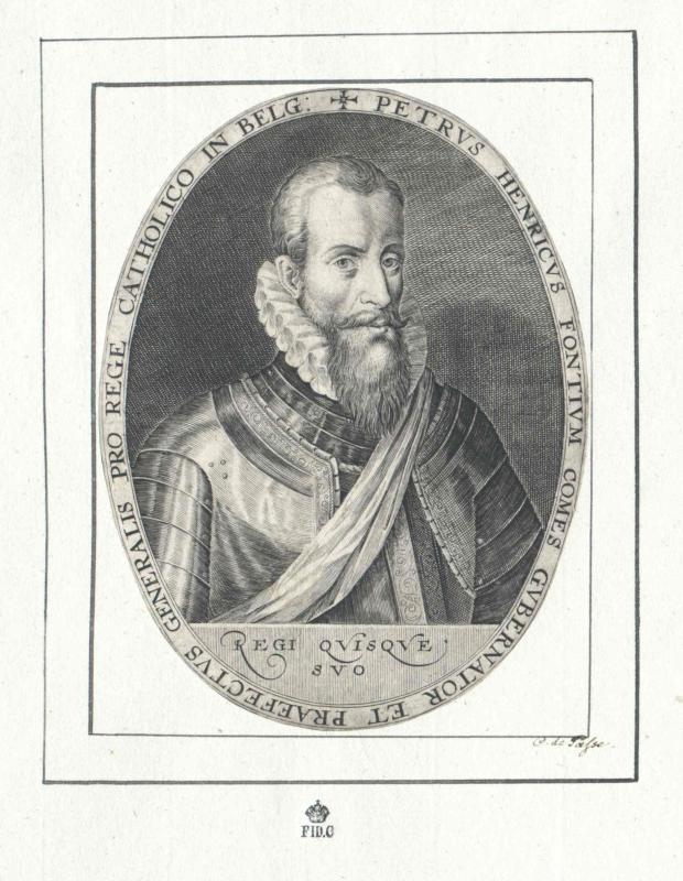 Acevedo y Toledo, Conde de Fuentes, Pedro Enriquez de