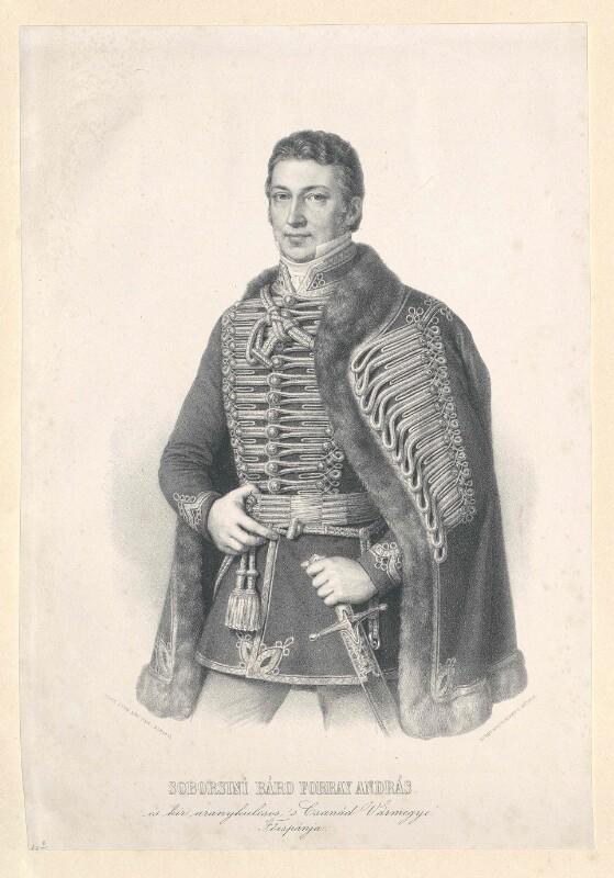 Forray, Báro Soborsini, András
