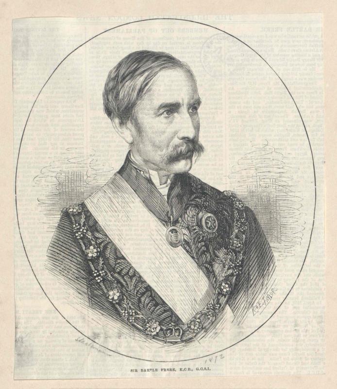 Frere, 1. Baronet Frere, Sir Henry Bartle Edward