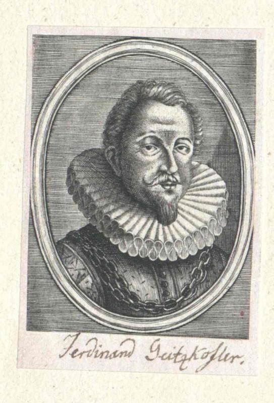 Geizkofler, Freiherr von Haunsheim, Ferdinand